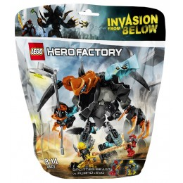 LEGO Hero Factory 44021 Bestia Spillera Vs Furno i Evo